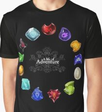 A Life of Adventure Graphic T-Shirt
