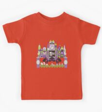 Is This Small World Actually Stretching? Kids Tee