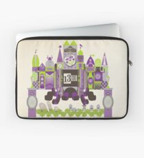 Is This Small World Actually Stretching? Laptop Sleeve