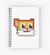 Stampy Cat Minecraft Youtuber - Stampylongnose, Stampylonghead Spiral Notebook