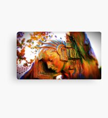 The Goddess Athena Canvas Print