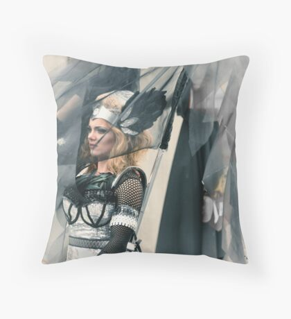Sigrun  Throw Pillow