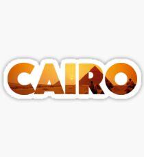 Cairo, Egypt | CITY Sticker