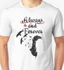 Klaus. Always and Forever. Unisex T-Shirt