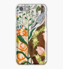 Nut Hatch and Caterpillar iPhone Case/Skin