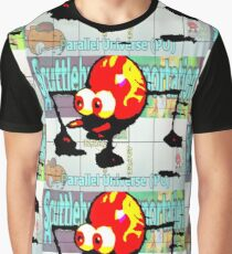 Scuttlebugs and Parallel Universes Graphic T-Shirt