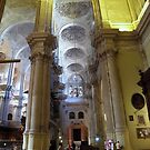 Malaga Church - Spain by mikequigley