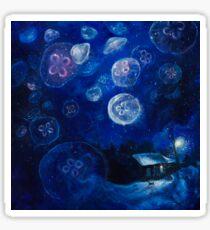 It's Jellyfishing Outside Tonight Sticker