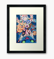 Mathematical! Framed Print