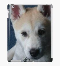 Nymeria the puppy dog iPad Case/Skin
