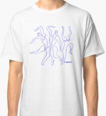 Etude Pour Mercure by Picasso Classic T-Shirt