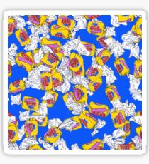 Dubble Bubble Bubblegum pattern Sticker