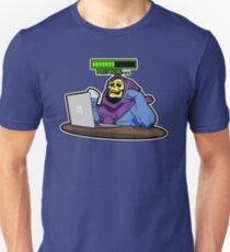 Even Masters of the Universe need java Unisex T-Shirt