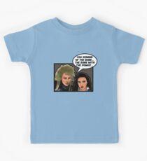 Du erinnerst mich an das Baby Kinder T-Shirt