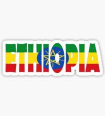 Ethiopia Sticker