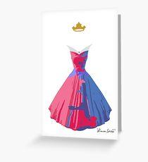 Make it Pink! Make It Blue! Greeting Card