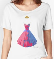 Make it Pink! Make It Blue! Women's Relaxed Fit T-Shirt