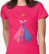 Make it Pink! Make It Blue! Womens Fitted T-Shirt