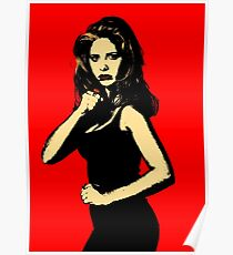 Buffy - Poster Print Poster
