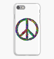 Peace Languages iPhone Case/Skin