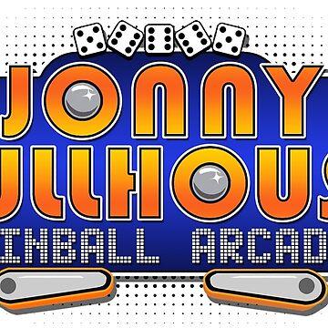 The World Famous Jonny Fullhouse Pinball Arcade by marcusdacarcass