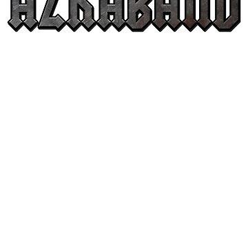 Azkaband: Seriously Black World Tour by sixokay