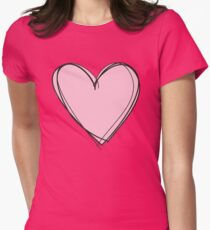 Love St. Valentine's gift - for pink ladies T-Shirt