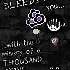 Goth Love by SquareDog