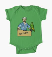 The Quintessential Sailor and his Polly Kids Clothes