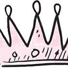 Pink Princess Crown by amandabrynn