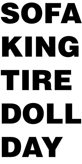 sofa king tired. sofa king tired by oecki r