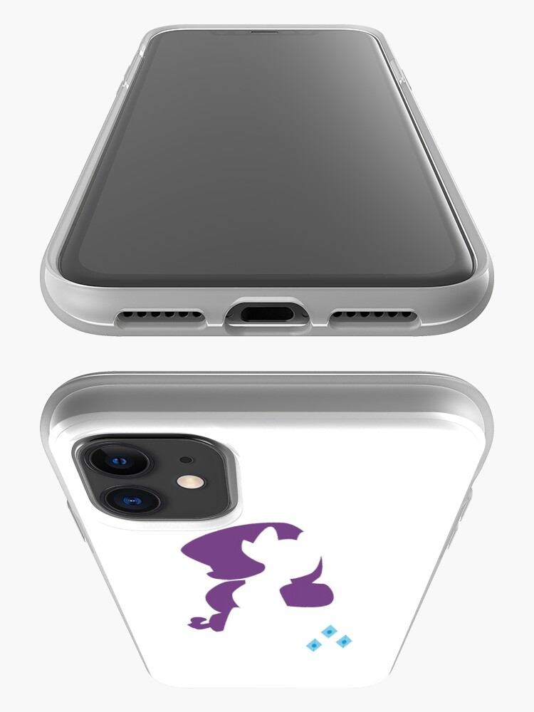 Alternate view of Rarity Silhouette iPhone Case & Cover