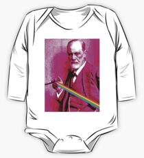 Pink Freud Sigmund Kids Clothes