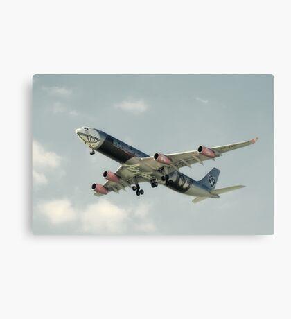 Air Asia X Canvas Print