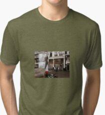 Amsterdam Streets Tri-blend T-Shirt