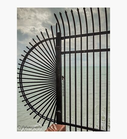 The Sea Gate Photographic Print