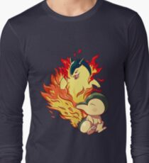 Cyndaquil Typhlosion T-Shirt