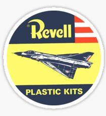 Vintage Revell Plastic Kit Decal Fighter Plane Sticker