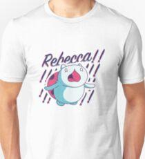 Rebecca!! Unisex T-Shirt