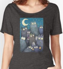 Lots of Cats Women's Relaxed Fit T-Shirt