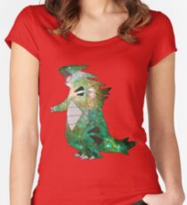 Tyranitar - Pokemon Women's Fitted Scoop T-Shirt