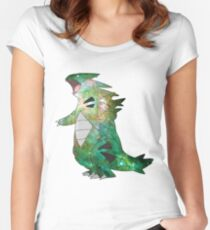 Tyranitar - Pokemon Women's Fitted Scoop T-Shirt