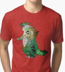 Tyranitar - Pokemon Tri-blend T-Shirt