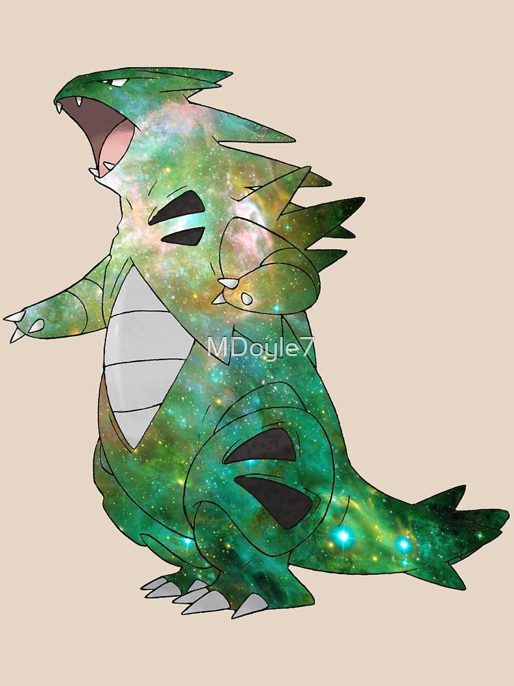 Tyranitar - Pokemon by MDoyle7
