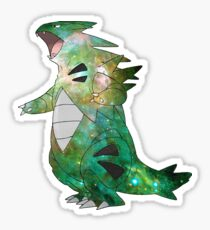 Tyranitar - Pokemon Sticker