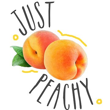 Just Peachy by amberdaisy