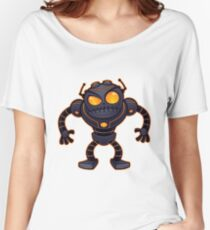 Angry Robot Women's Relaxed Fit T-Shirt