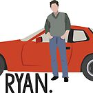 «Dieciséis velas - Jake Ryan» de SarGraphics