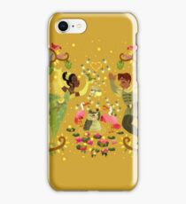 Love in the Swamp iPhone Case/Skin