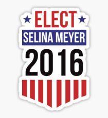 Elect Selina Meyer 2016 - Badge Sticker